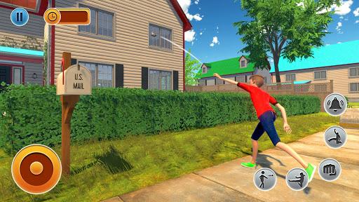 Virtual Neighbor High School Bully Boy Family Game 1.0.7 screenshots 2