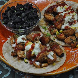 Artisan Blackened Chicken Taco