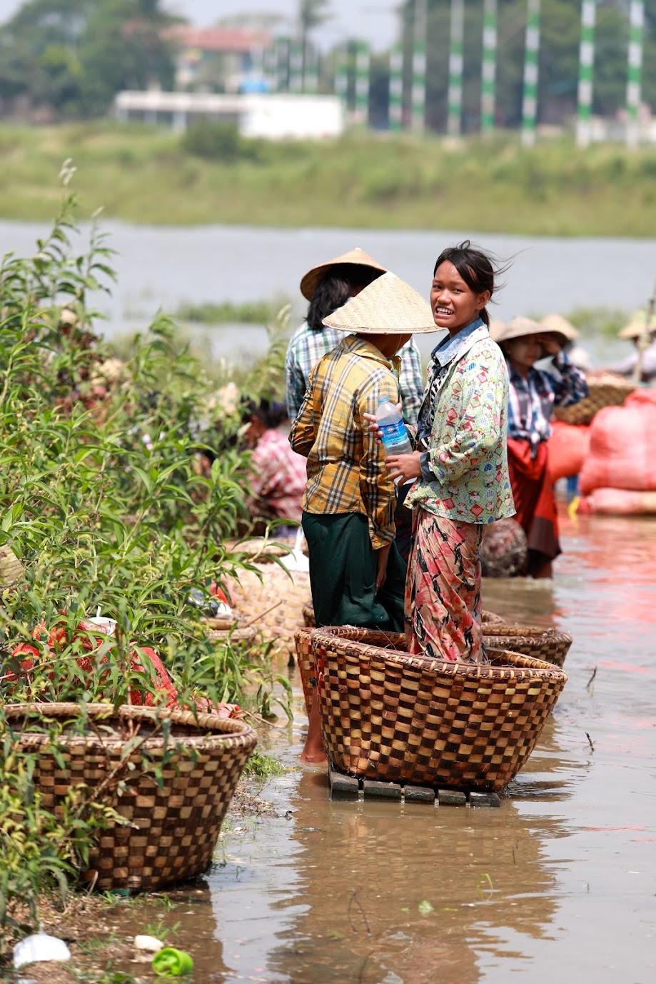 16일. 돈 보다는 사람이, 경쟁보다는 배려가 있는 미얀마를 위하여