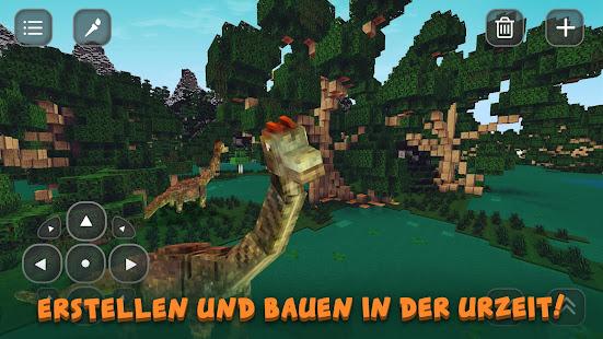 Dino Jurassic Craft Evolution Apps Bei Google Play - Minecraft dino spiele