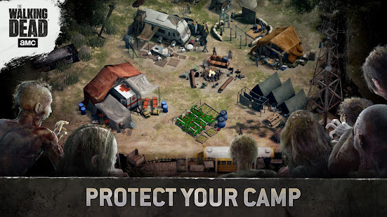 Game The Walking Dead No Man's Land APK for Windows Phone