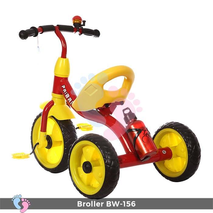 Xe đạp ba bánh trẻ em Broller XD3-156 15