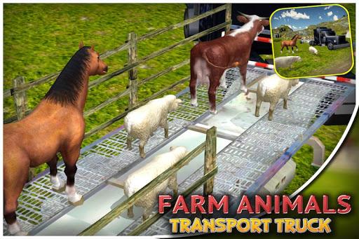 動物輸送トラック
