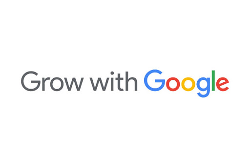 Grow with Google のロゴ