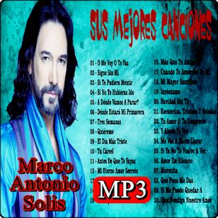 Musica Marco Antonio Solis - Canciones 2019 - náhled