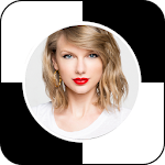 Taylor Swift Delicate Piano Tiles Icon