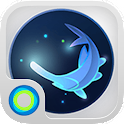 Ocean Bubbles Hola Theme icon
