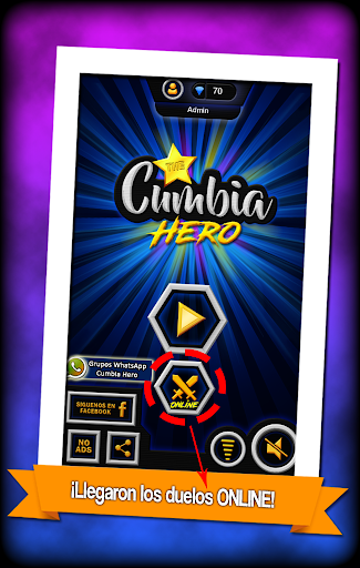 The Cumbia Hero 4.0.0 screenshots 9