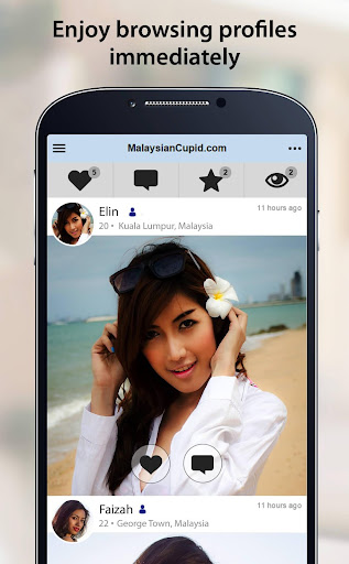 MalaysianCupid - Malaysian Dating App 2.1.6.1561 screenshots 2