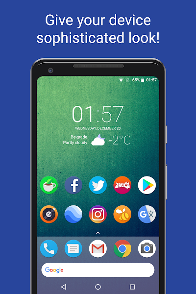 Pireo - Pixel/Oreo Icon Pack- screenshot