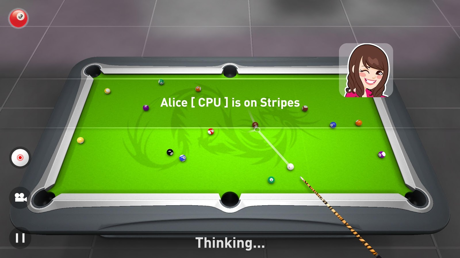 Pool Billiards 3D FREE- screenshot