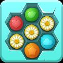 Match 3-Flower Blast icon
