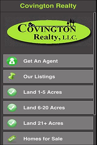 Covington Realty