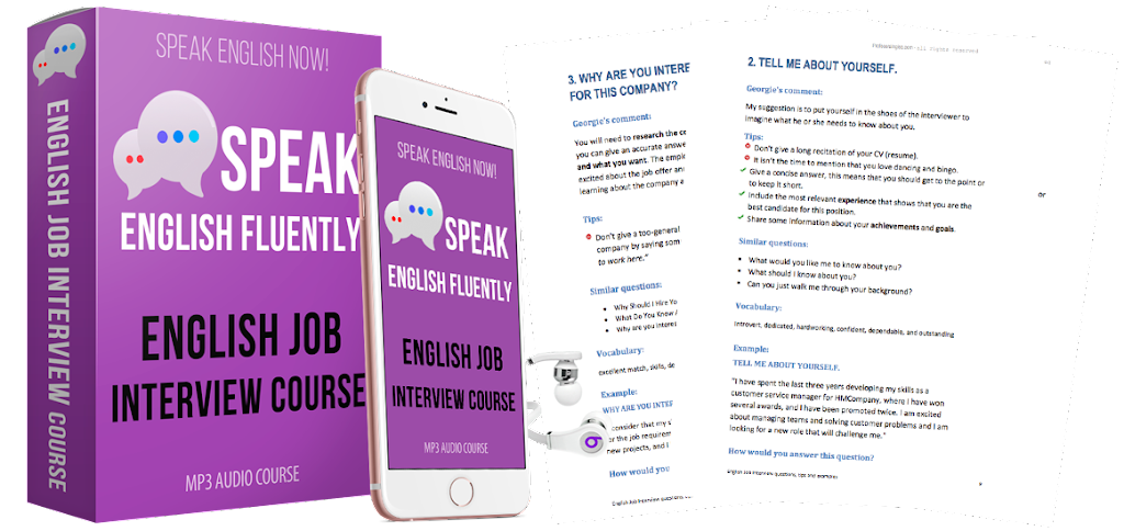 JOB INTERVIEW COURSE