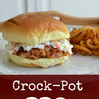 BBQ Pulled Pork.