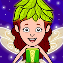 My Magical Town - Fairy Kingdom Games for Free icon