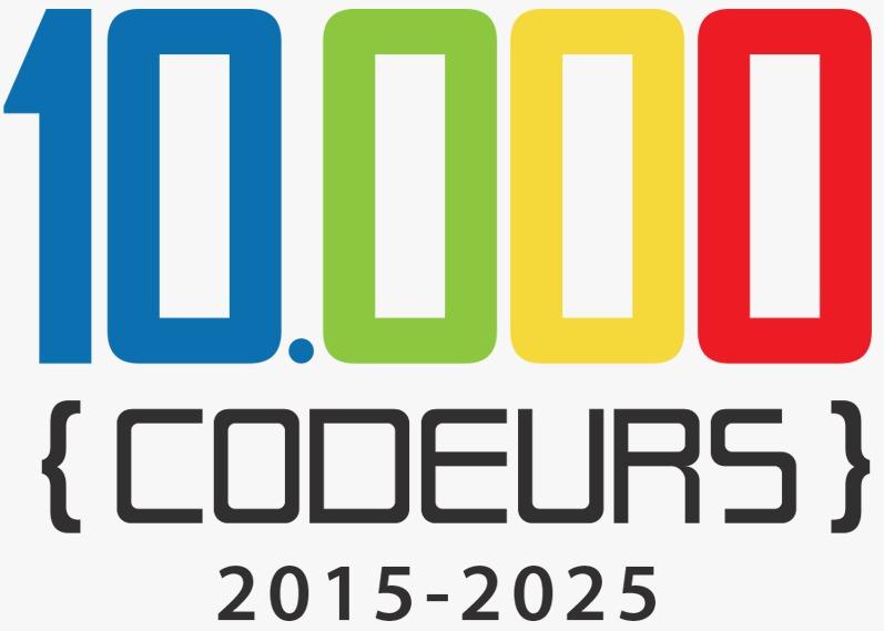 Logo 10000 Codeurs