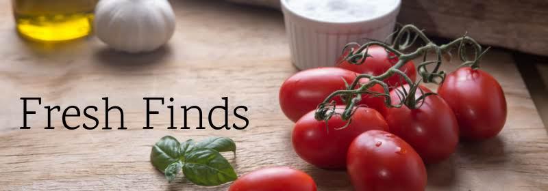 Fresh Finds Recipes