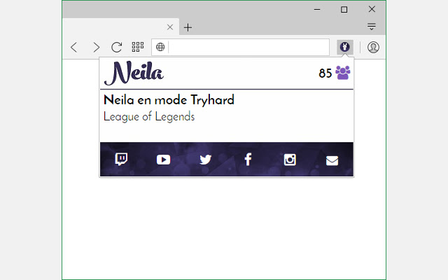 Neila Live Notifier