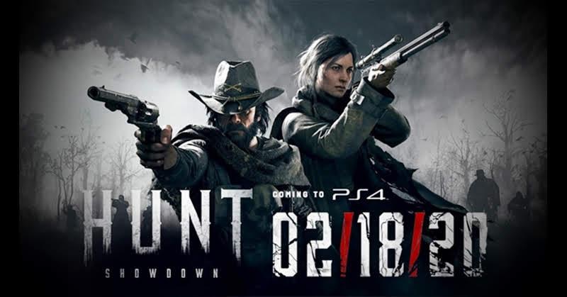 Hunt Showdown PlayStation 4
