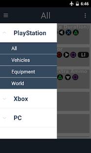 Unofficial Cheat Codes GTA 5 - AppRecs