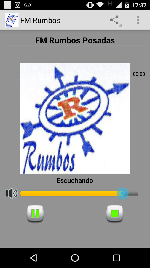 FM Rumbos Posadas- screenshot