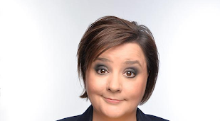 Hurricane threatens Susan Calman's Strictly future
