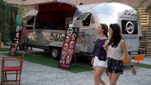 Cine-Garden-Conde-Duque-food-truck