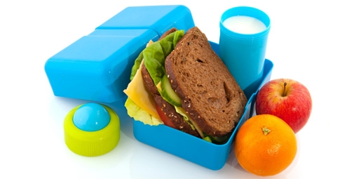 Image result for healthy lunch box clipart