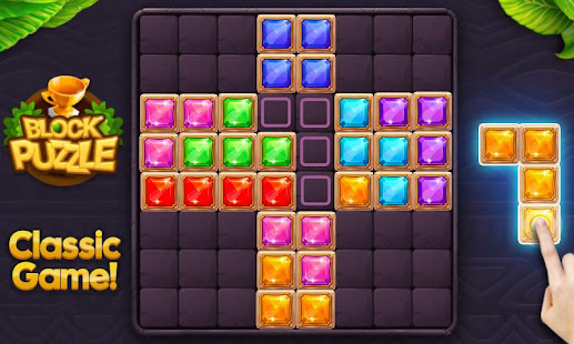Block Puzzle Jewel 24