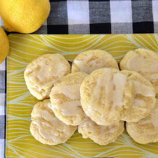 Lemon Pudding Cookies Recipe