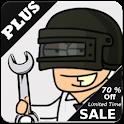 PUB Gfx+ Tool🔧:#1 GFX Tool(with advance settings) icon