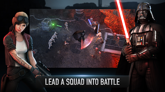 Star Wars: Force Arena screenshot 16