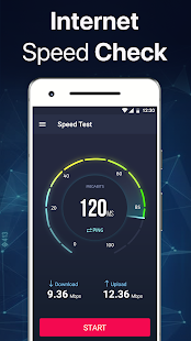 Internet Speed Test Original – wifi & 4g meter 5