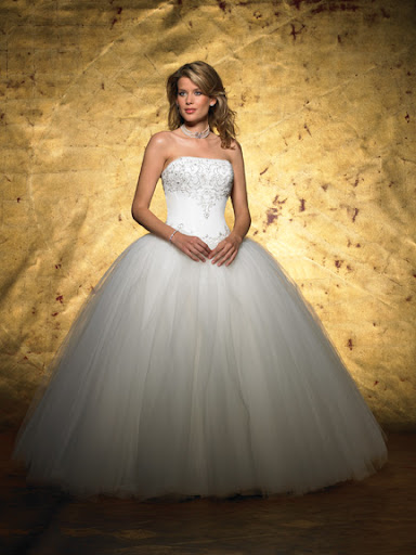 Princess Tulle Wedding Dresses / Gowns