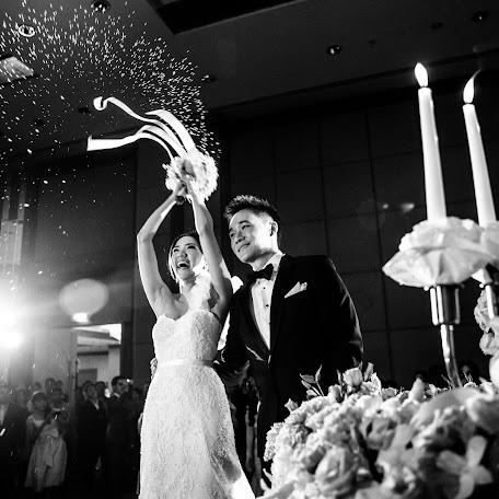 Wedding photographer Jeab Punnatat (jeabpunnatat). Photo of 26.09.2017