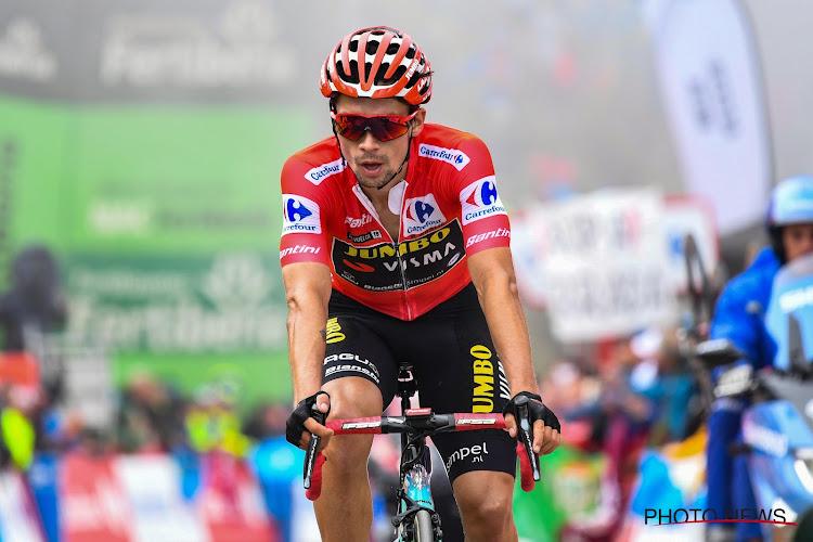 Roglic maakt mooie sprong in UCI-ranking, België blijft beste land