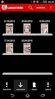 Screenshot of Iltalehti – Päivän lehti