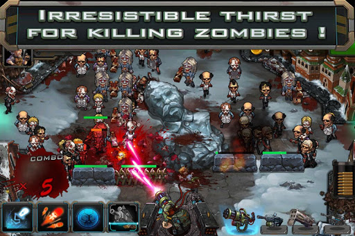 Zombie Evil 2 screenshot 6