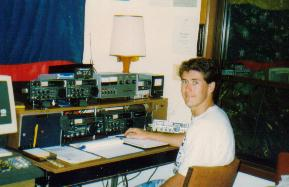 VK4CZ (as VK2JSR) circa 1990