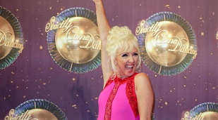 Debbie McGee is desperate to win Strictly Come Dancing