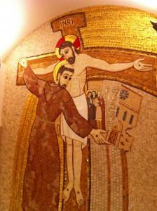 Krist i otajstvo njegove muke kao zrcalo motrenja sv. Franje iz Asiza    Župa Uzvišenja Svetog Križa