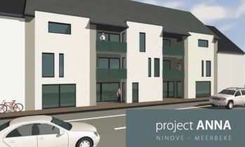 Project Residentie Anna - Ninove