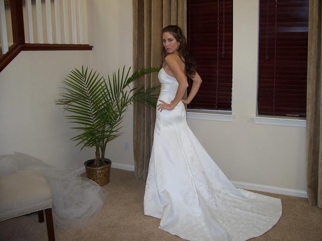4944ad30bcfde hairstyles emma watson: Amsale ; Strapless Wedding Dress Gown