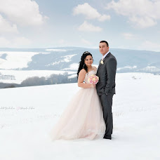 Wedding photographer Markéta Strouhalová (Strouhalova). Photo of 02.02.2019
