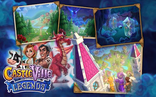 CastleVille Legends screenshot 13