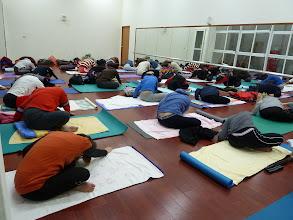 Photo: 20110323健康活力瑜珈006