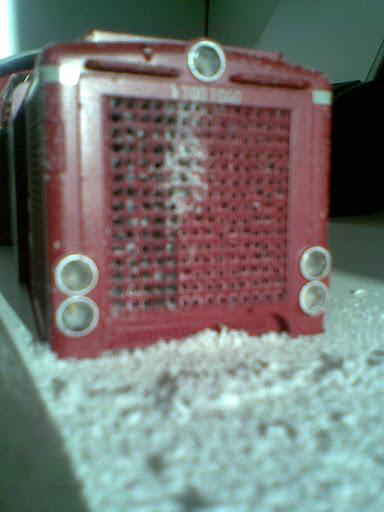 voorste radiatorrooster