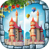 Find The Differences Games - Fairy Tales Games