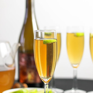 Lemongrass Green Tea Cider